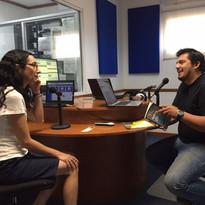 Entrevista en Trion Mazatlán.