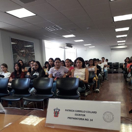 """Nadie que me comprenda"" en Prepa 14, Guadalajara, Jalisco."