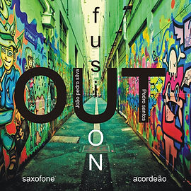 fusiON OUT - saxophone, accordion, elect