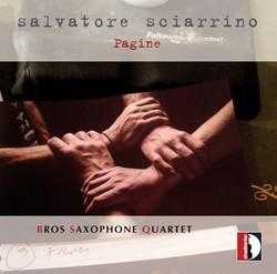 Bros Quartet CD Cover