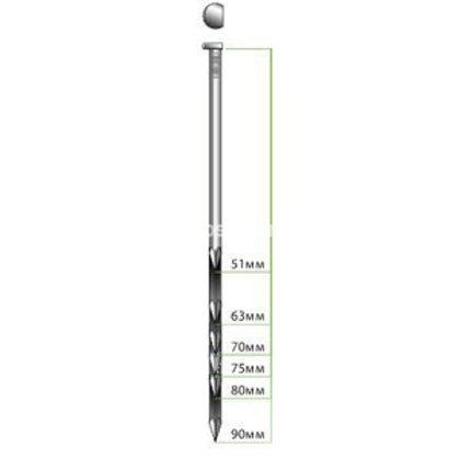Nail-It W3-34 CDH гвозди и газовый баллон