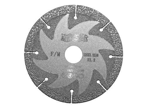 Диск алмазный для резки и шлифовки металла