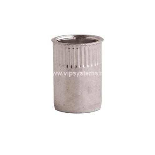 ENR Уменьшенный бортик 90°, Нержавеющая сталь А2