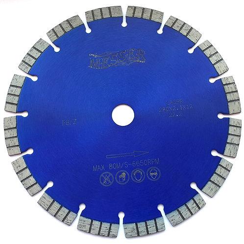 Алмазный турбо-сегментный диск FB/Z