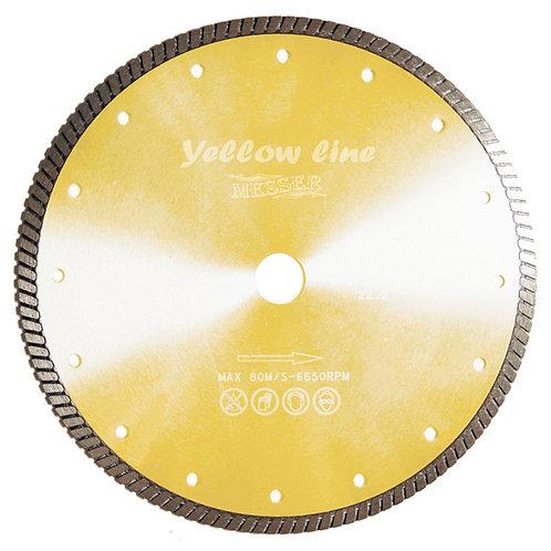 Диск турбо Yellow Line Beton