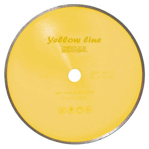 Диск Yellow Line Ceramics- эконом линейка