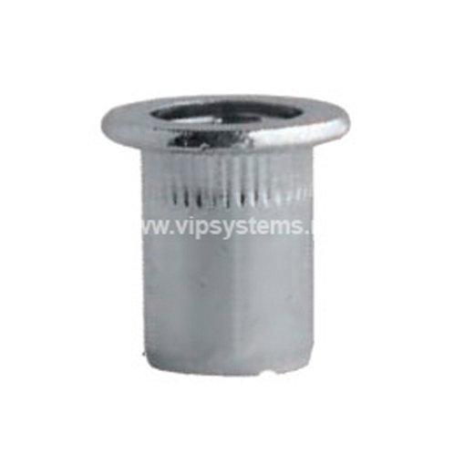 TCD Цилиндрический бортик, Оцинкованная сталь