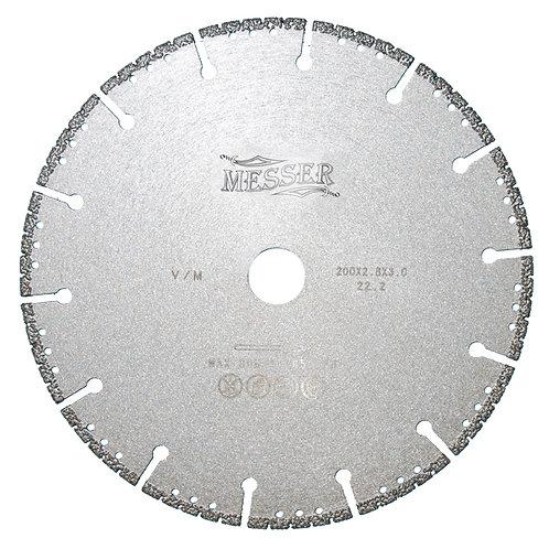 Универсальный алмазный диск MESSER V/M
