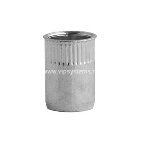 TCR Уменьшенный бортик 90°, Оцинкованная сталь