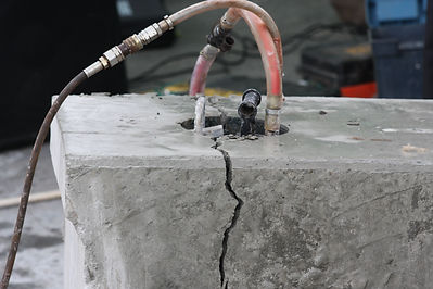 Демонтаж бетона Тюмень