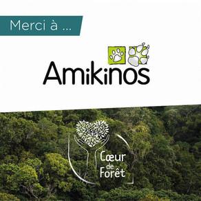 Amikinos reverse 1% de son chiffre d'affaires au projet Bolivie !