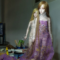 . .#sculpting #artgram #ooak #dolls #bjd