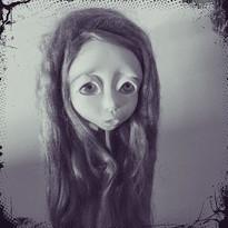 #gothic #miniature #dolls #sad #gothicdo