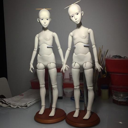 #bjd #gothic #art #doll #dolls #handmade