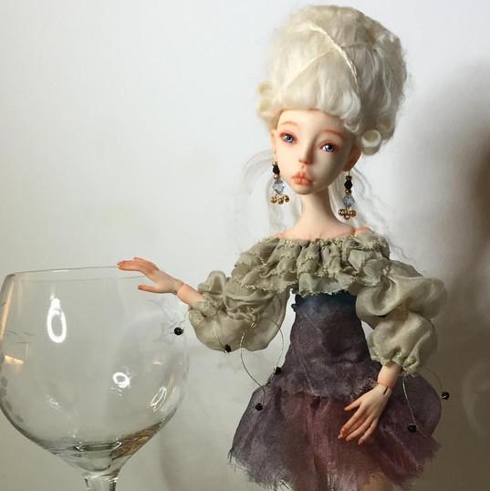 #baroque #rococo #art #doll #dolls #bjd