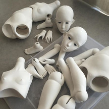 Soon!  My Guidebook about the doll makin