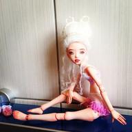#bjd #balljointed #art #handmade #doll #