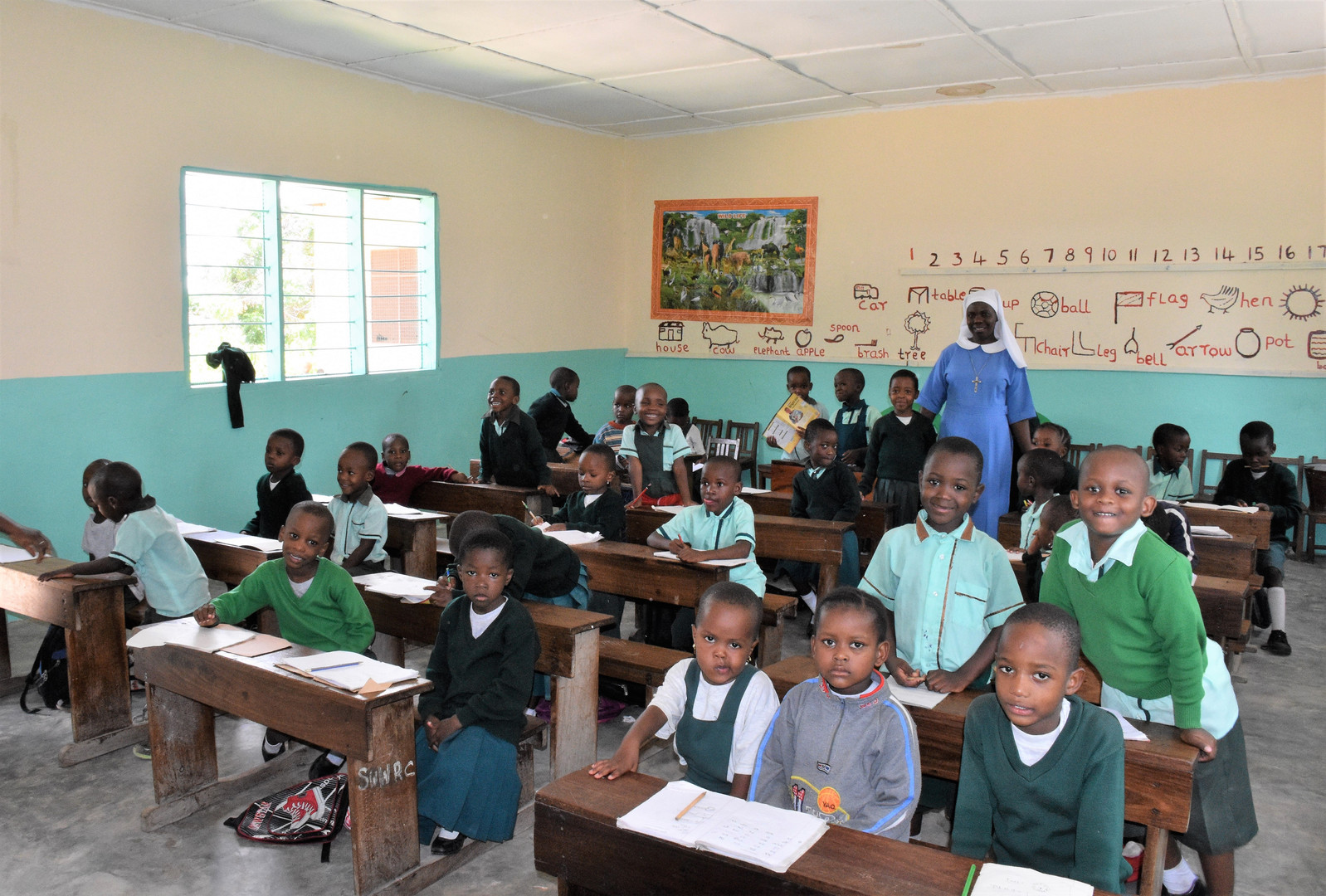 Mother of Good Counsel Nursery & Primary School