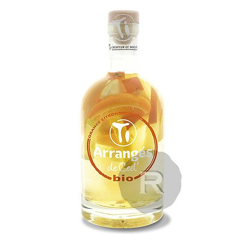 Ti Arrangé Orange Citron BIO 70cl