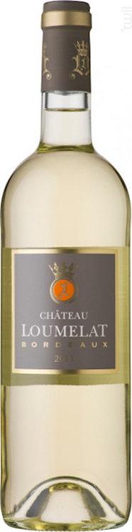 Bordeaux Château Loumelat Blanc 2017