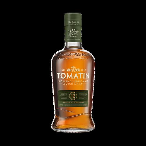Tomatin 12 ans