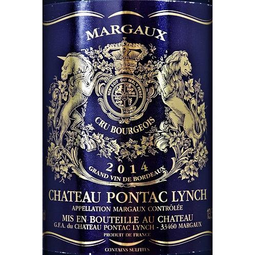 Château Pontac-Lynch Margaux 2015
