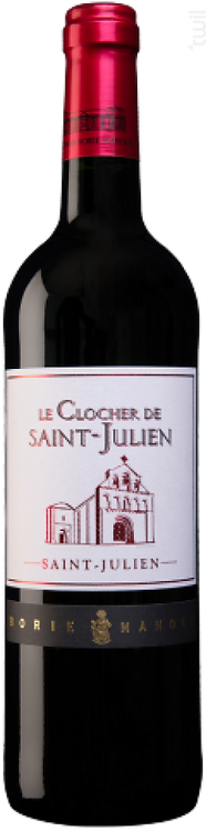 Le Clocher De Saint-julien