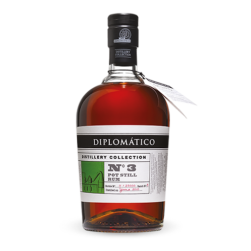 Diplomático Distillery Collection N°3 Pot Still