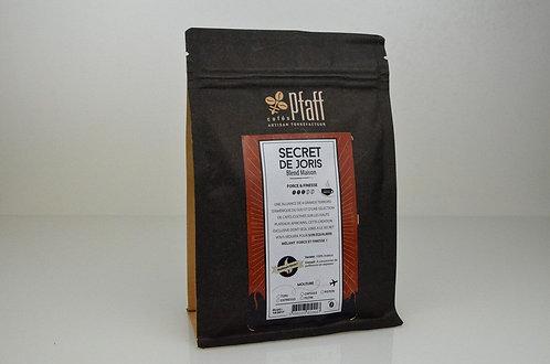 Café en grain blend maison secret de joris 250g