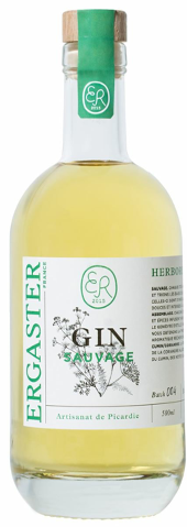 GIN Sauvage Egaster 50cl