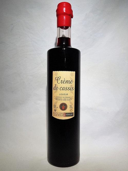 Creme de Cassis distillerie louis roque