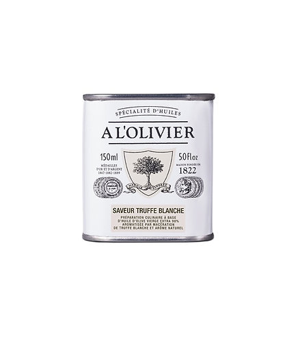 HUILE D'OLIVE SAVEUR TRUFFE BLANCHE 150ml