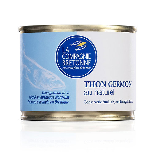 Thon Germon au naturel