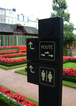 Wayfinding Outdoor