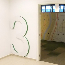 Wayfinding Indoor
