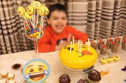 emoji theme birthday
