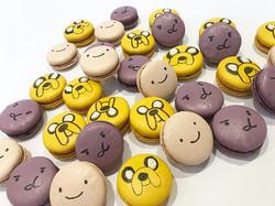 Adventure time|Corporate macarons