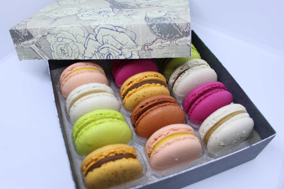 Macaron gift box|London|UK