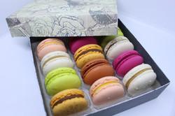 Macaron gift box|London|UK