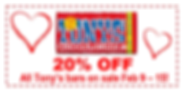 Tonys sale coupon.png