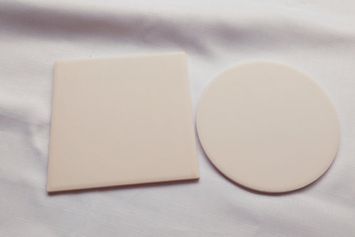Coaster: Paint it Yourself Kit!