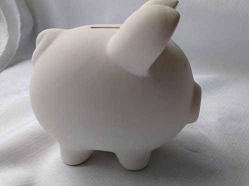 Piggy Bank Money-Box: Paint it Yourself Kit!