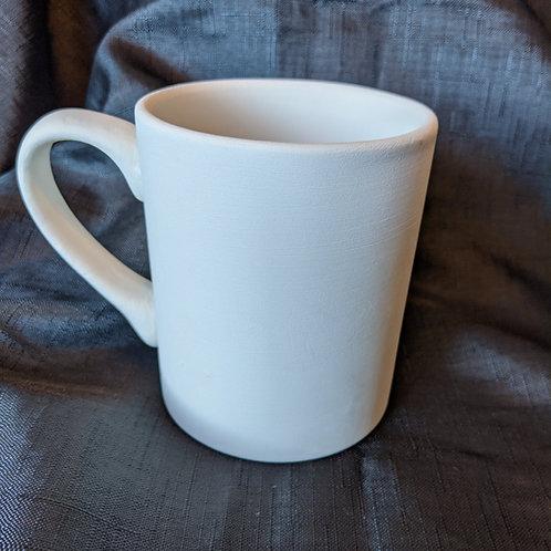 Straight Mug: Paint it Yourself Kit!