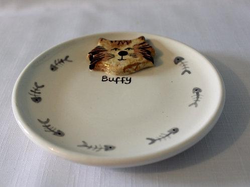 Cat Saucer