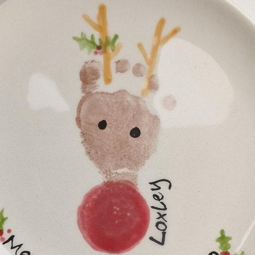 Rudolph Print Mug