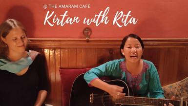 Kirtan with Rita