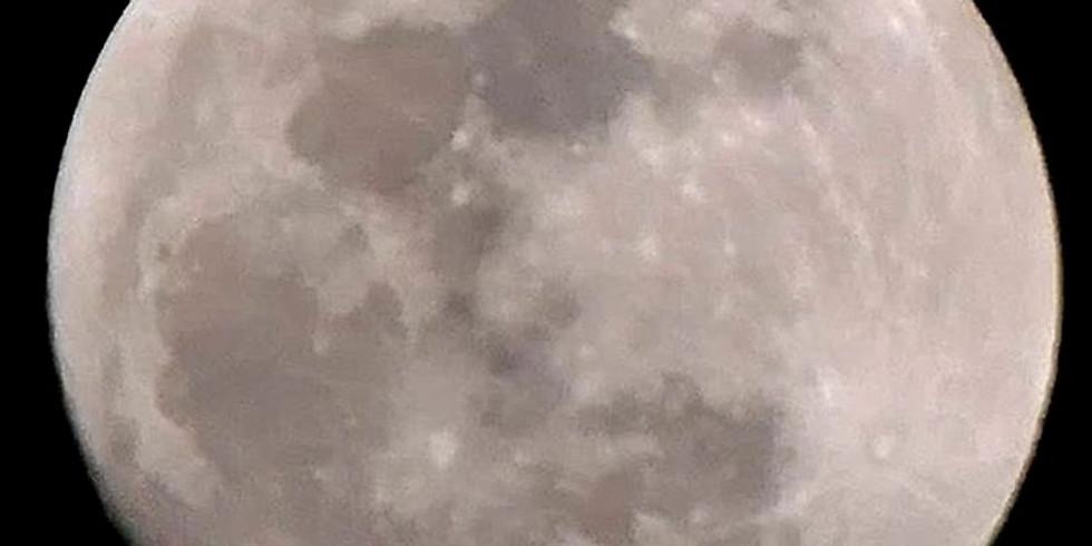 Guru Poornima Full Moon Farewell Singing Meditation Concert