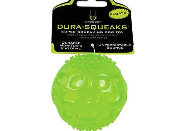 Hyper Pet Dura-Squeaks Ball