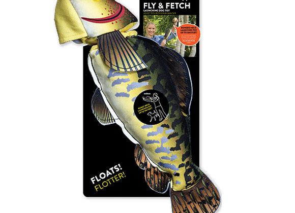 Spunky Pup - Fly & Fetch Fish