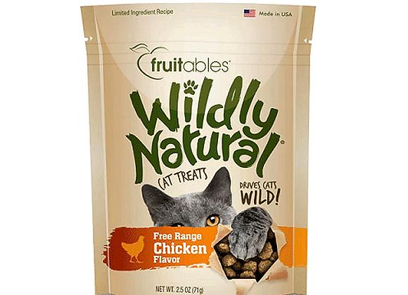 Wildly Natural Treats - Chicken   2.5oz